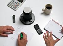 FLX™ 无线会议电话——新一代会议电话